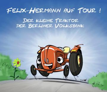 Felix, der Traktor